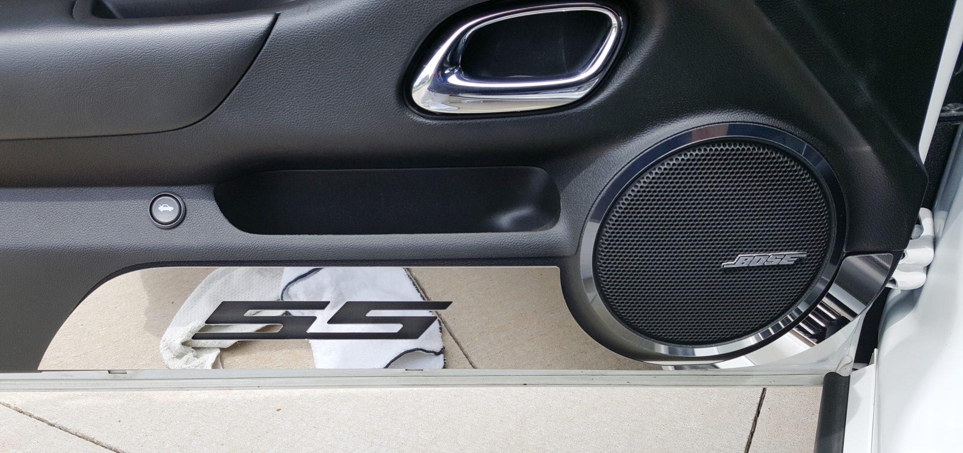 2010 2015 5th Gen Camaro V6 V8 Interior Door Kick Panels