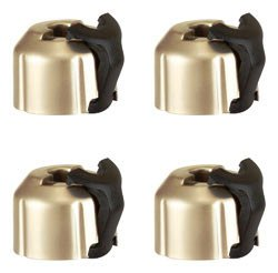 2010 – 2015 5th Gen V6 & V8 Camaro ABS Brake Distribution Block Caps Bronze