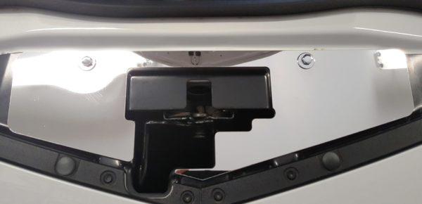 2010 – 2015 5th Gen Camaro V6 & V8 Engine Front Header Plate