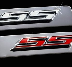 2010 – 2015 5th Gen Camaro V8 SS Hood Cover Emblem Nameplate Badge