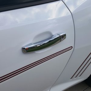 2010 – 2015 5th Gen Camaro V6 & V8 Chrome (2 Doors) Door Handle Covers