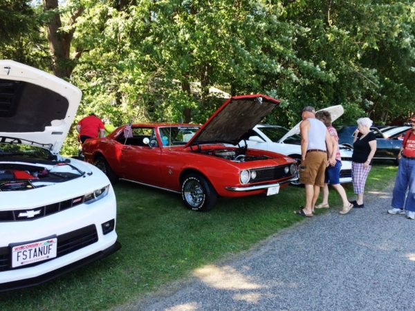 Camaros of Michigan & TLC 4th Annual Lakeshore Community Car Show Pre-Registration 2020