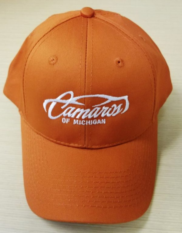 Camaros of Michigan Official Baseball Hat