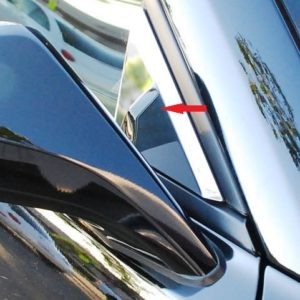 2010 – 2015 5Th Gen Camaro V6 & V8 Mirror Pillar Trim Covers