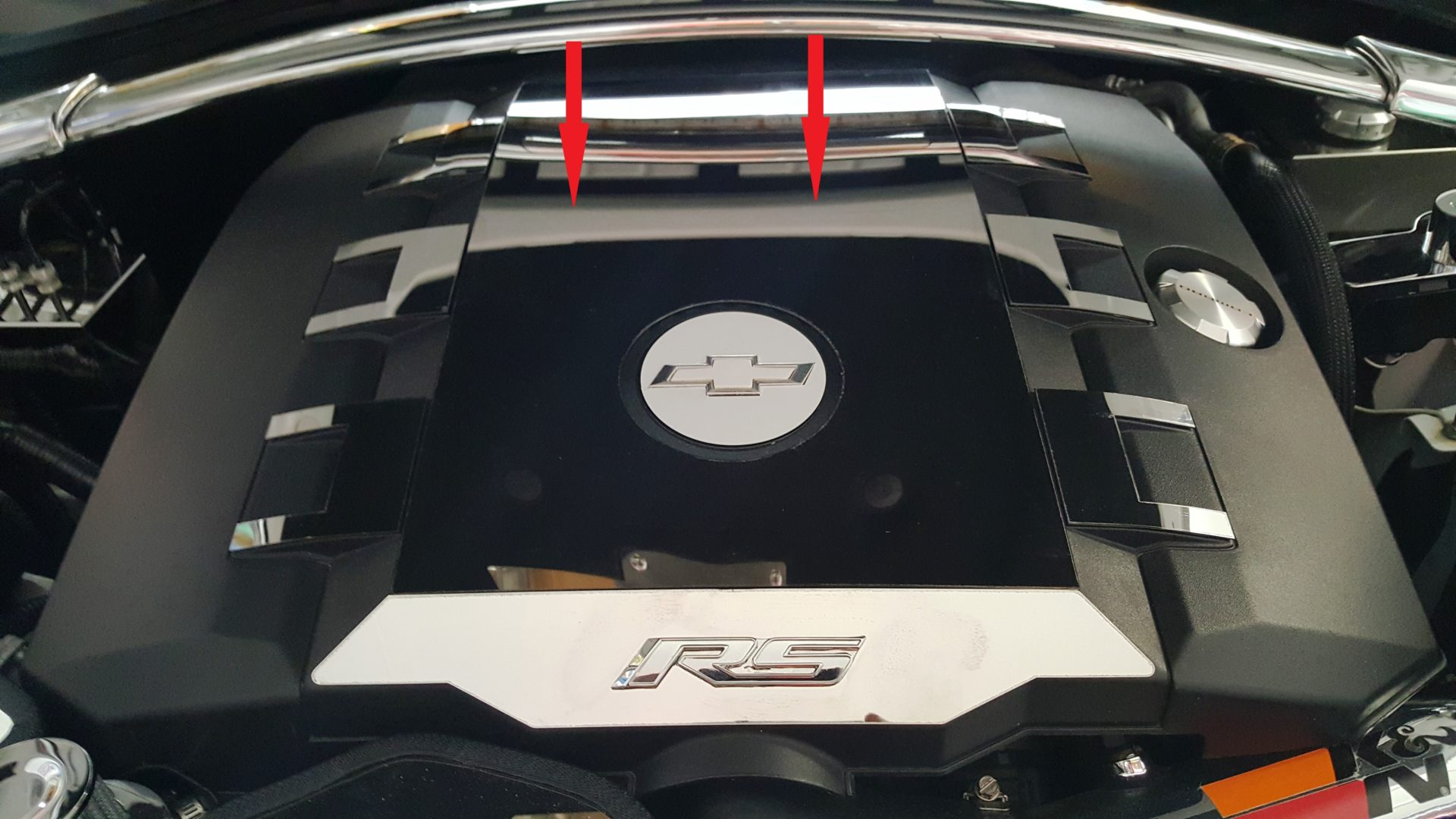 2010 2017 5th Gen Camaro V6 Engine