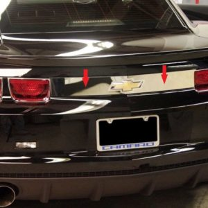 2010 – 2013 5th Gen Camaro V6 & V8 Trunk Trim Cover